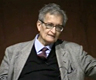 Nobel laureate Amartya Sen speaks about the current financial crisis