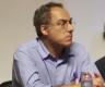 Jon Miller moderates panelists on food security