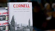 Authors of 'Cornell: A History' read excerpts at book launch