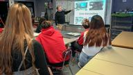 Civic storytelling: Students engage with community issues