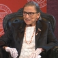 Dean Ritter hosts conversation with Justice Ruth Bader Ginsburg in NYC