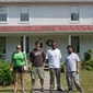 Cornellians plan historic gardens for Harriet Tubman home