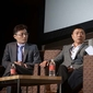 Dean's Distinguished Lecture Series student blog: Teddy Zhang and Da Dong Ma