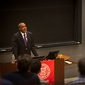 Kenyan ambassador gives keynote address