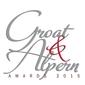 Groat and Alpern 2015 awardees are Sara Horowitz and Beth Florin