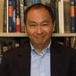 Fukuyama '74 speaks at democracy panel