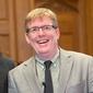 John Gardner Delivers Irvine Lecture