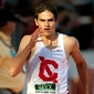 Bruno Hortelano-Roig has been selected to compete in the 200-meter dash