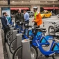 Cornell research steers NYC bikes to needy stations