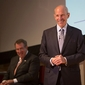 Dean's Distinguished Lecture Series student blog: Andrew '71 and Jonathan Tisch