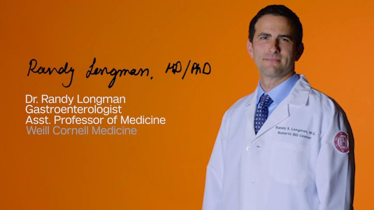 We are Weill Cornell Medicine: Dr  Fernando Martinez