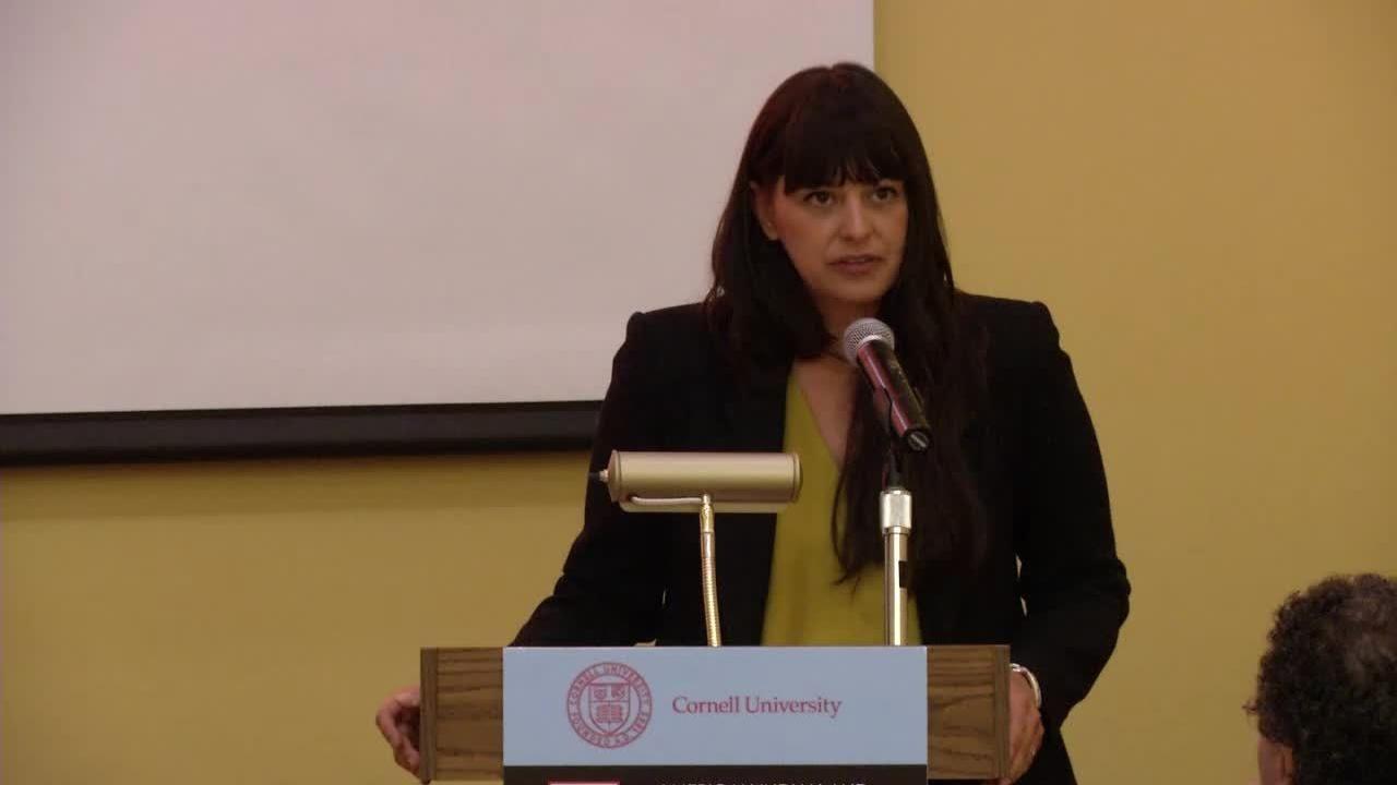 41bc56e501c Transforming Institutions, Creating Communities: Indigenous Methodologies  and Exhibition Making - CornellCast