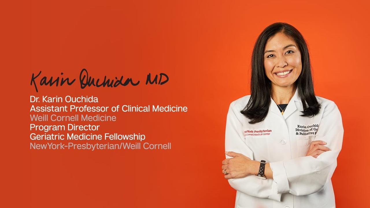 We Are Weill Cornell Medicine: Dr  Karin Ouchida - CornellCast