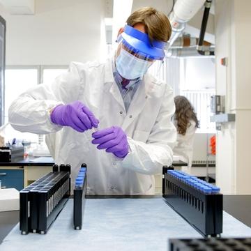 The Cornell COVID-19 Testing Laboratory