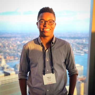 Class of 2020 Spotlights: Fabrice O. Ulysse '20