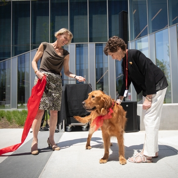 Cornell university vet college celebrates expansion project fandeluxe Gallery