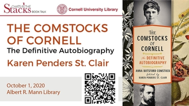 The Comstocks of Cornell book cover