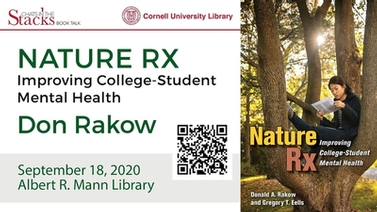 Nature RX book cover