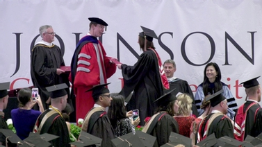 Johnson MBA program graduates