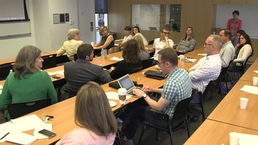 discussion by forum attendees
