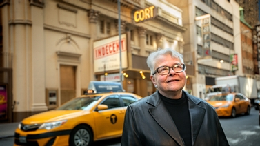 Paula Vogel in the city