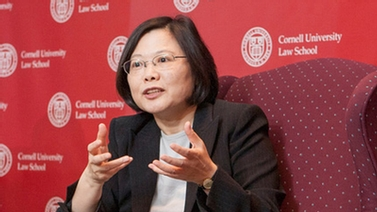 Cross-Strait Relations: Past, Present, and Future - Tsai Ing-wen (2008)