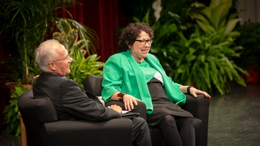 A Fireside Chat with Justice Sonia Sotomayor