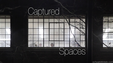 title screen reads, 'Captured Spaces'