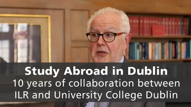 Study Abroad in Dublin