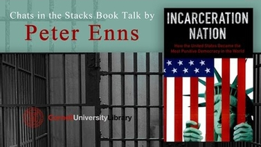 book cover for Peter Enns' Incarceration Nation
