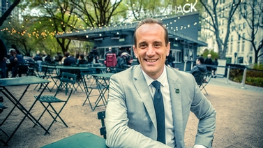 A moment with Shake Shack CEO Randy Garutti