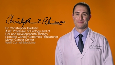 We Are Weill Cornell Medicine: Dr. Christopher Barbieri