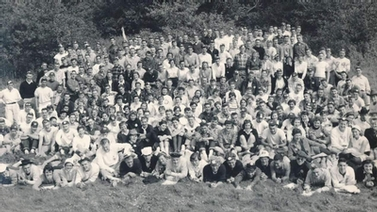 class of 1956 group photo