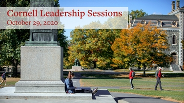 Leadership Sessions October 29, 2020