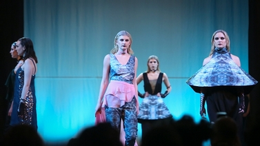 Highlights from Cornell Fashion Collective's 32nd annual runway show