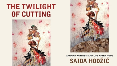 'The Twilight of Cutting' book talk by Saida Hodžic