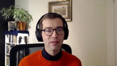 moderator David Bateman