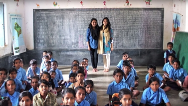 ILR grads confront child labor, poverty in India