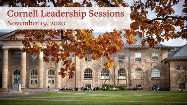Leadership Sessions November 19, 2020