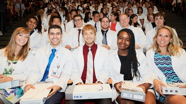 Weill Cornell Medicine Class of 2020 White Coat Ceremony