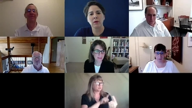 video conference participants