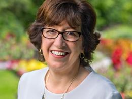 portrait of President Martha E. Pollack